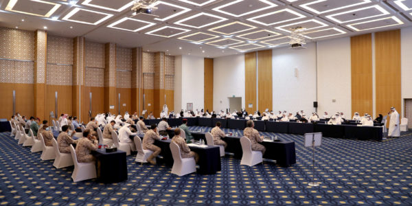 The Higher Organising Committee of IDEX and NAVDEX and the International Defence Conference concludes preparations for the 2021 edition