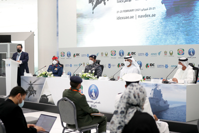 AED20.053 billion worth of deals signed over first four days of IDEX and NAVDEX